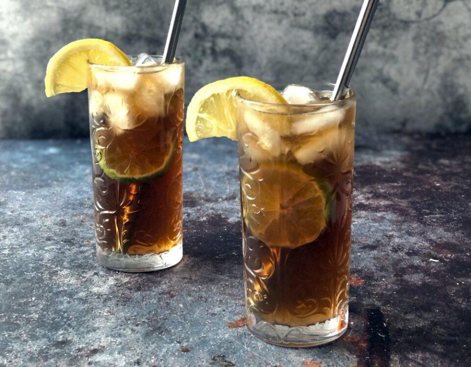 The Bretell Kitchen - Long Island Iced Tea