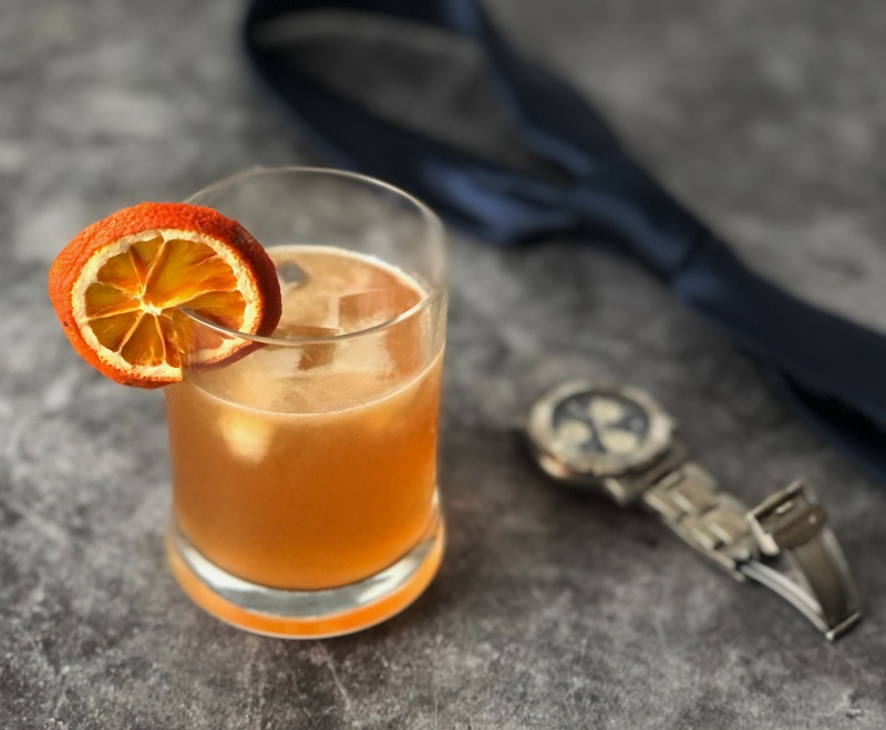The Bretell Kitchen - Brandy Sour