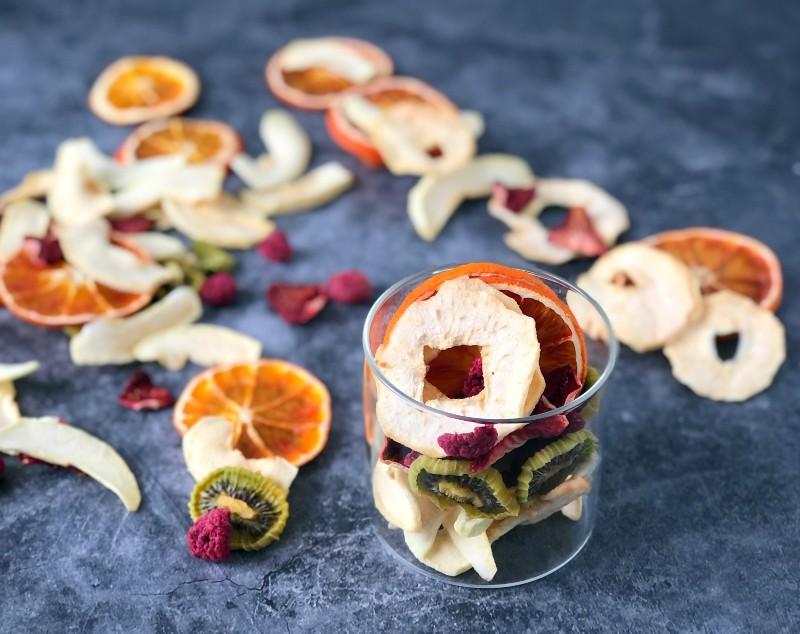 The Bretell Kitchen - Frutta essiccata