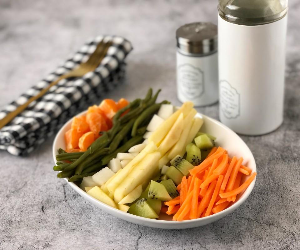 The Bretell Kitchen - Insalata di frutta e verdura