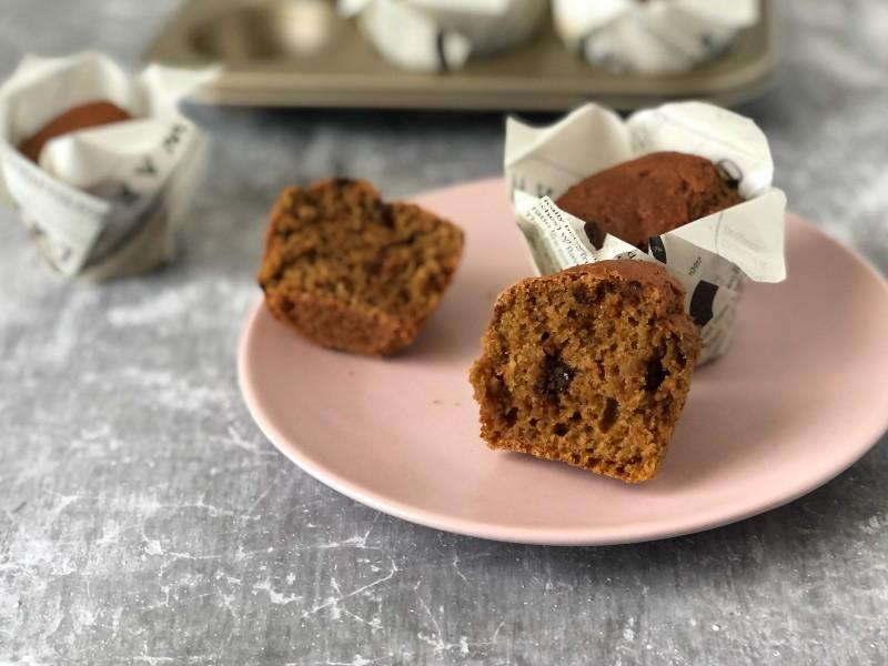 The Bretell Kitchen - Muffin alla barbabietola
