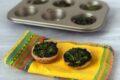 Tortine di patate cavolo nero e pancetta