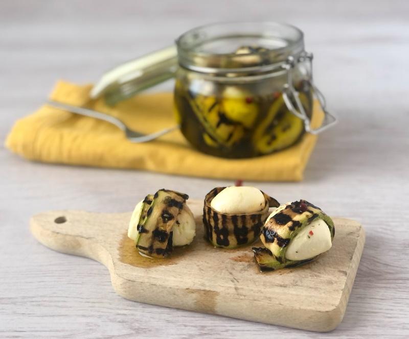 The Bretell Kitchen - Mozzarelline sott'olio