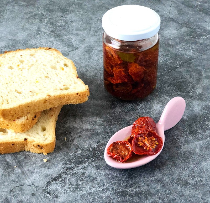 The Bretell Kitchen - Pomodorini secchi