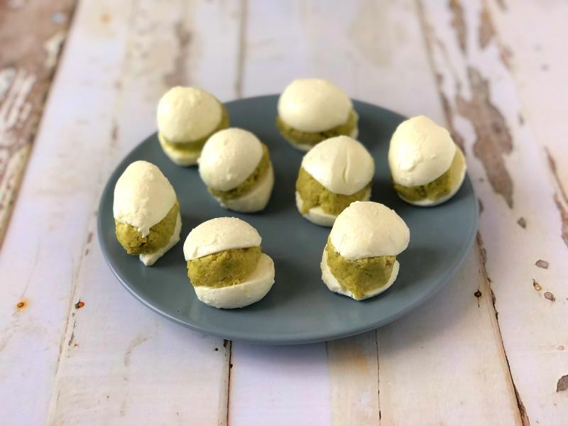 The Bretell Kitchen - Macarons di bufala