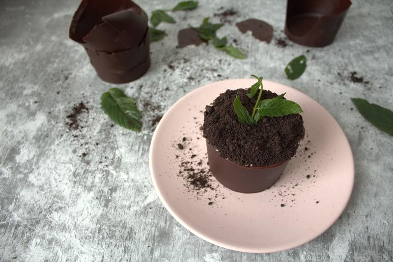 The Bretell Kitchen - Dessert in a pot