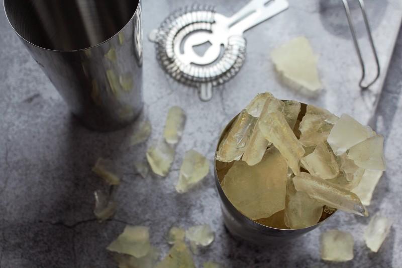 The Bretell Kitchen - Smoked Ice