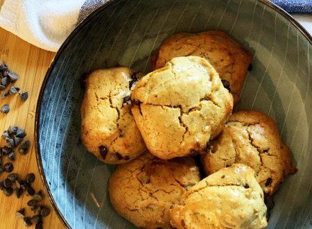 Cookie Proteici | Senza Glutine e Low Carb