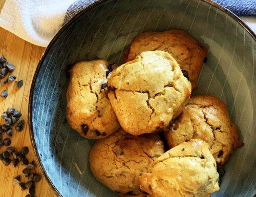 Cookie Proteici   Senza Glutine e Low Carb