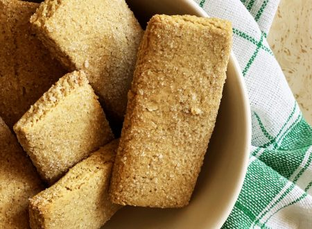 Biscotti da Inzuppo | Low-carb