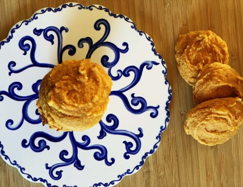 Biscotti alla Zucca Vegani e Senza Glutine