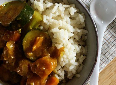 Curry Cremoso di Zucca Vegano