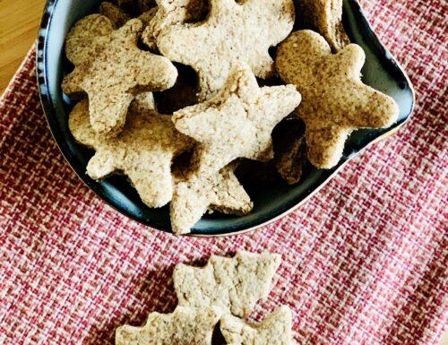 Biscottini Speziati Vegani e Senza Glutine