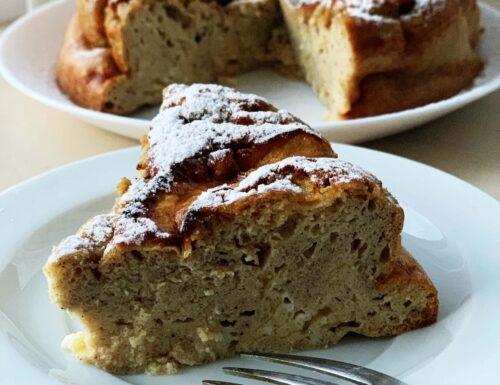 Torta di Mele Light   Senza Glutine & Senza Lattosio