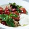 Spaghetti con Ricotta e Mix di Pomodori Arrosto e Freschi