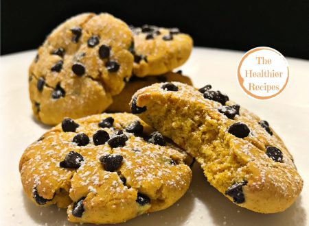 Gocciolotti con farina di zucca, senza glutine