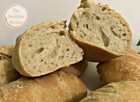 Pane fatto in casa, con lievito di birra
