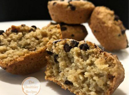 Muffin vegani, senza glutine