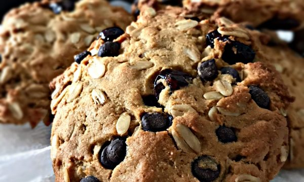Biscotti Morbidi cioccolato e miRtilli
