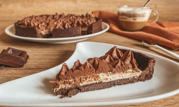 Torta mocaccino (caffè e cioccolato)