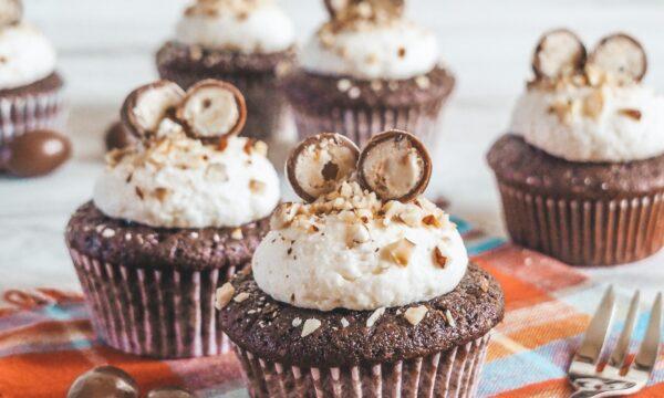 Cupcakes schoko bons