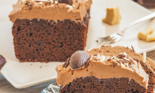Plumcake cioccolatino