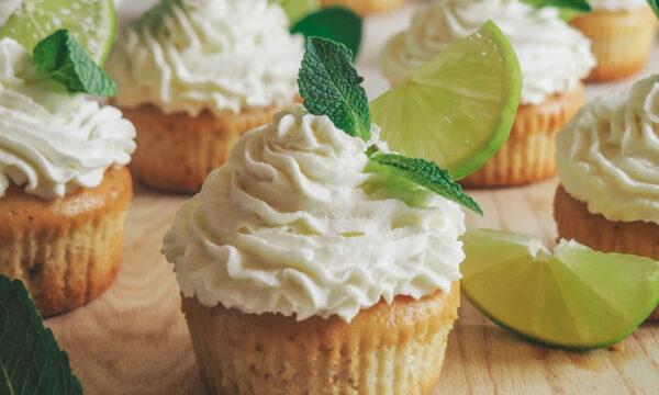 Cupcakes al mojito