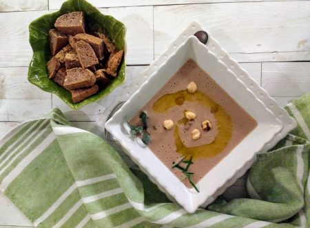 Zuppa di fagioli di Lamon