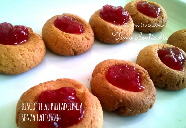 biscotti al philadelphia