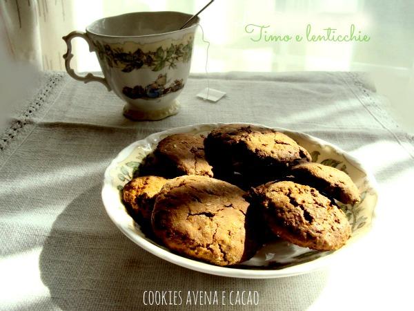 cookies avena cacao 1