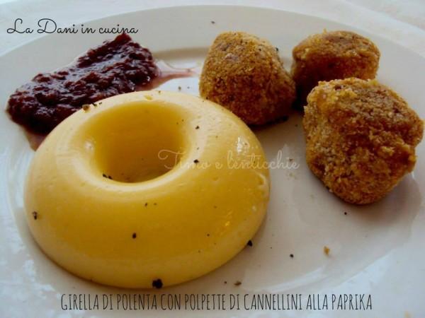 girelle polenta e cannellini