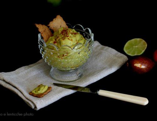 Salsa guacamole ricetta facile