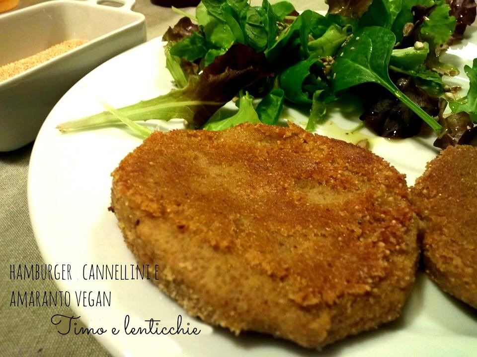 hamburger cannellini