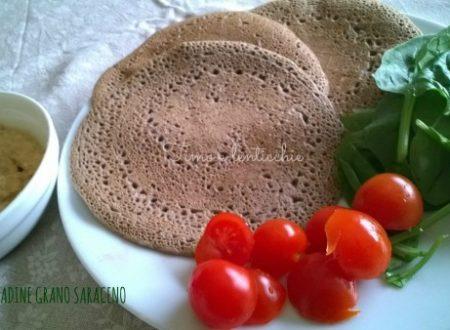 Piadine di grano saraceno