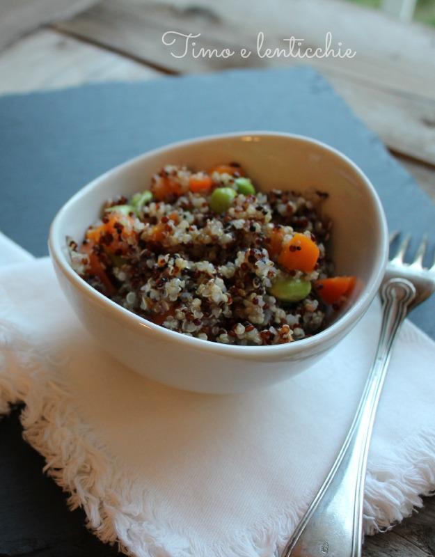 quinoa eda