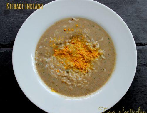 La zuppa indiana Kichadi