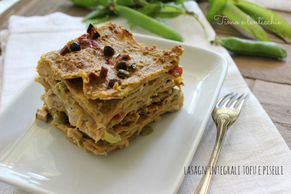 lasagne integrali