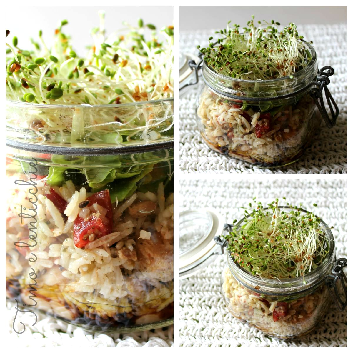 insalata Collage