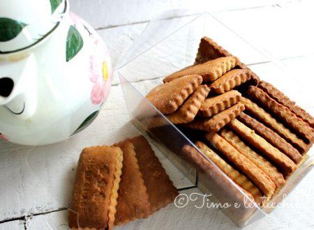 Biscotti del mattino con farina Maiorca