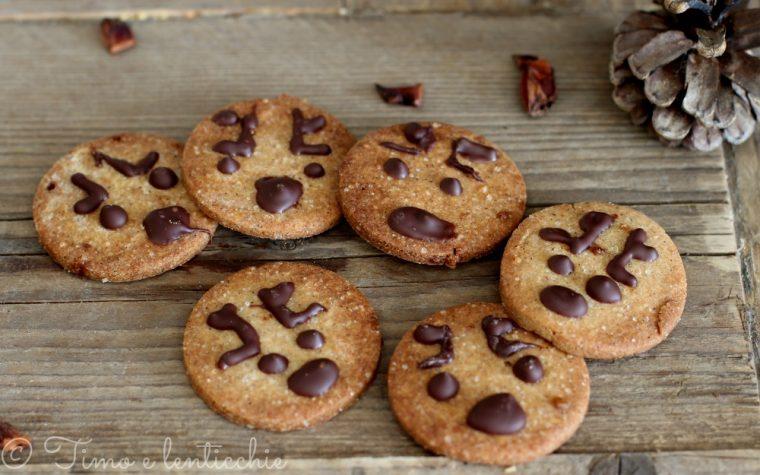 Biscotti al grano saraceno delle feste