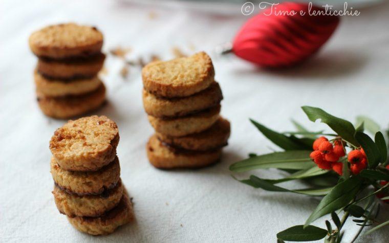 Biscotti diamantini al grano saraceno