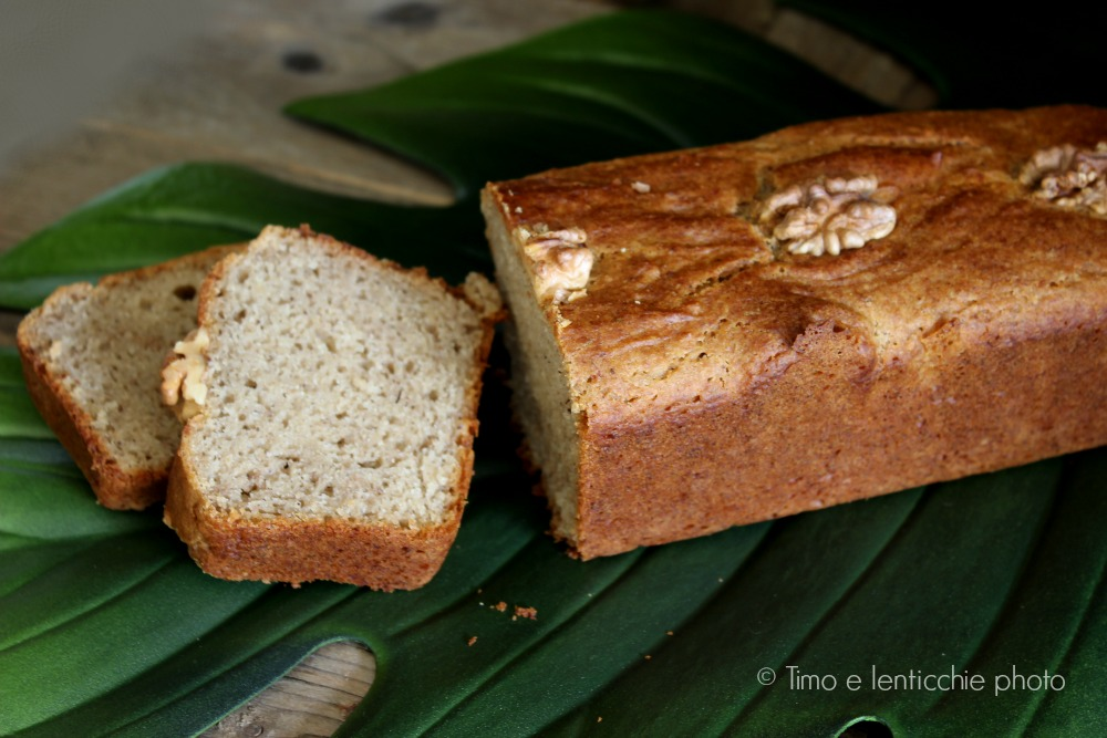 vegan banana bread gluten free