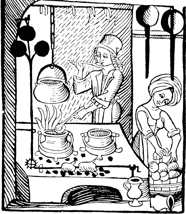 La quaresima e le zuppe