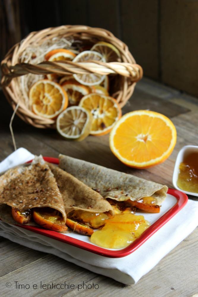 crespelle di grano saraceno all'arancia 2