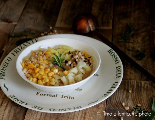 La zuppa del ringraziamento o patora