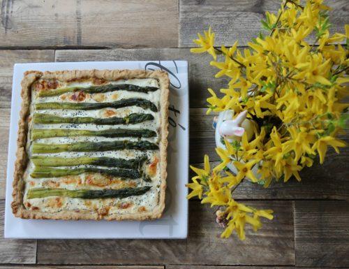 Brisè salata di asparagi