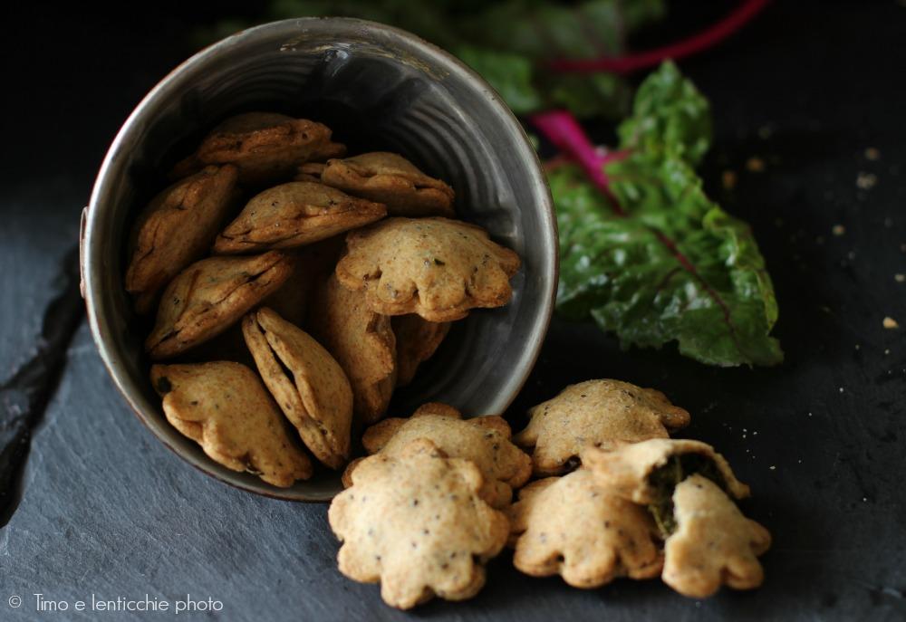 biscotti salati alle bietole 4