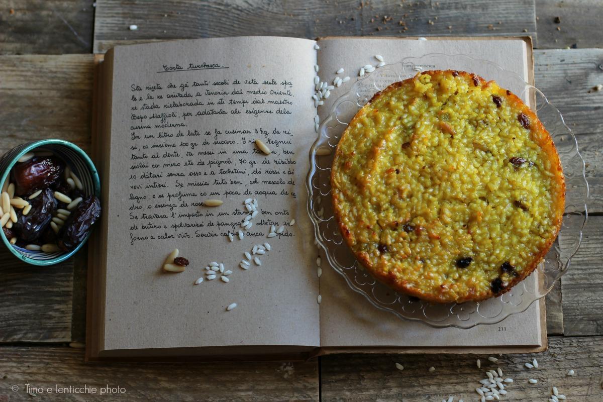 torta turchesca di riso 3