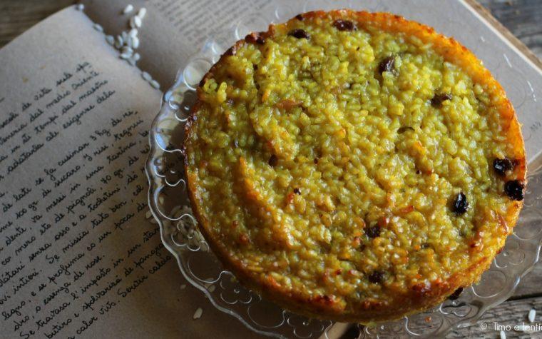 Torta turchesca di riso