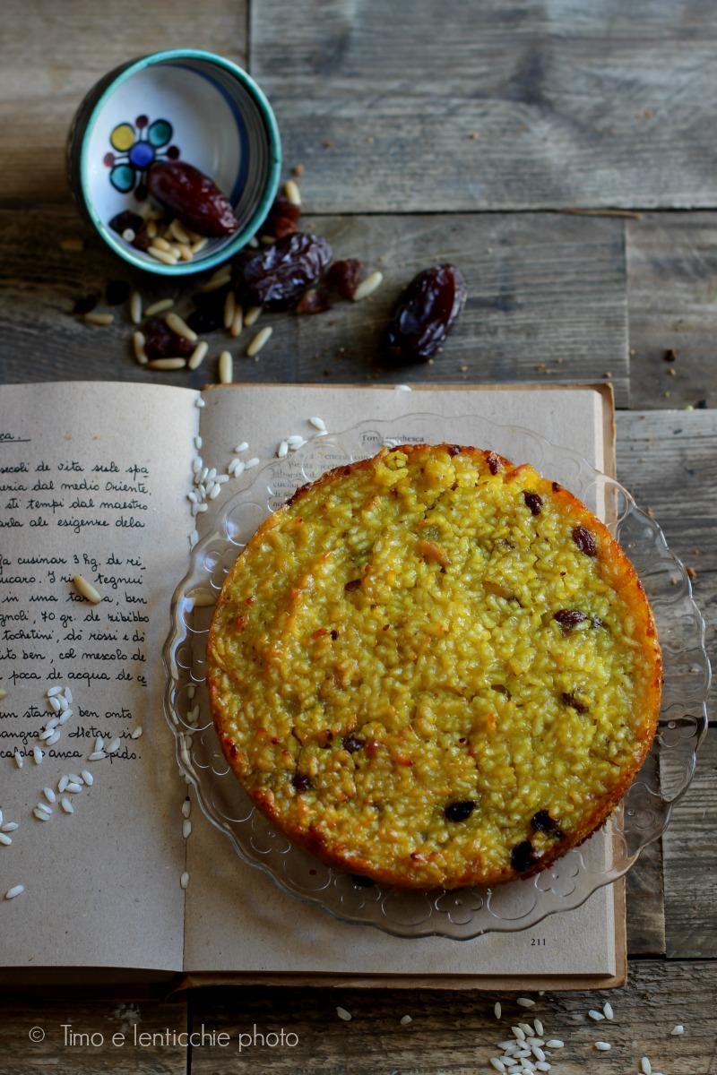 torta turchesca di riso 1